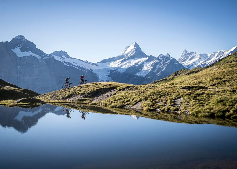 Bachalpsee Trail Grindelwald