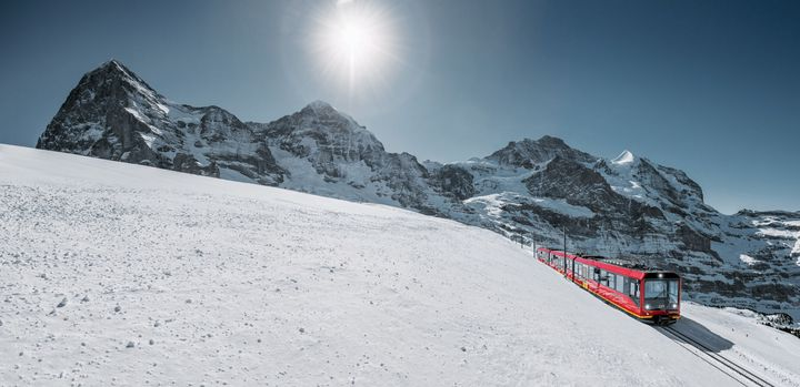 Billets Jungfrau Railways