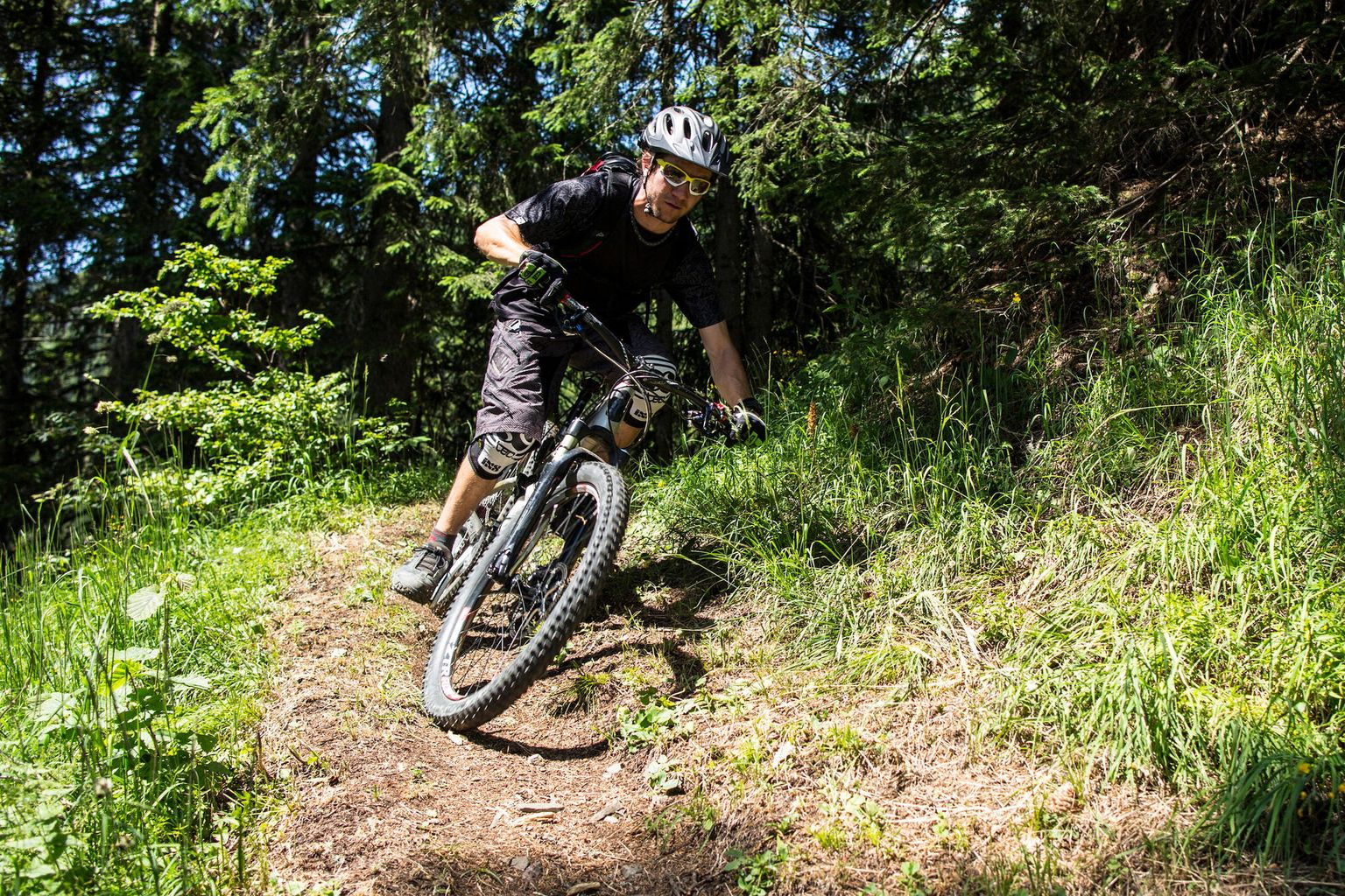 Alex Rufibach Mountainbike Guide