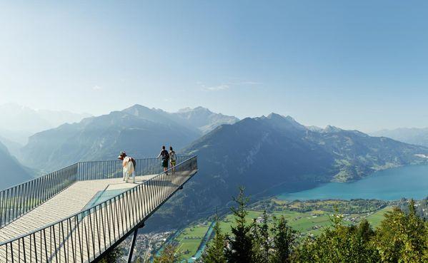 Klettersteig Interlaken : 74 interlaken goldswil baumgartisegg harder kulm schilthorn
