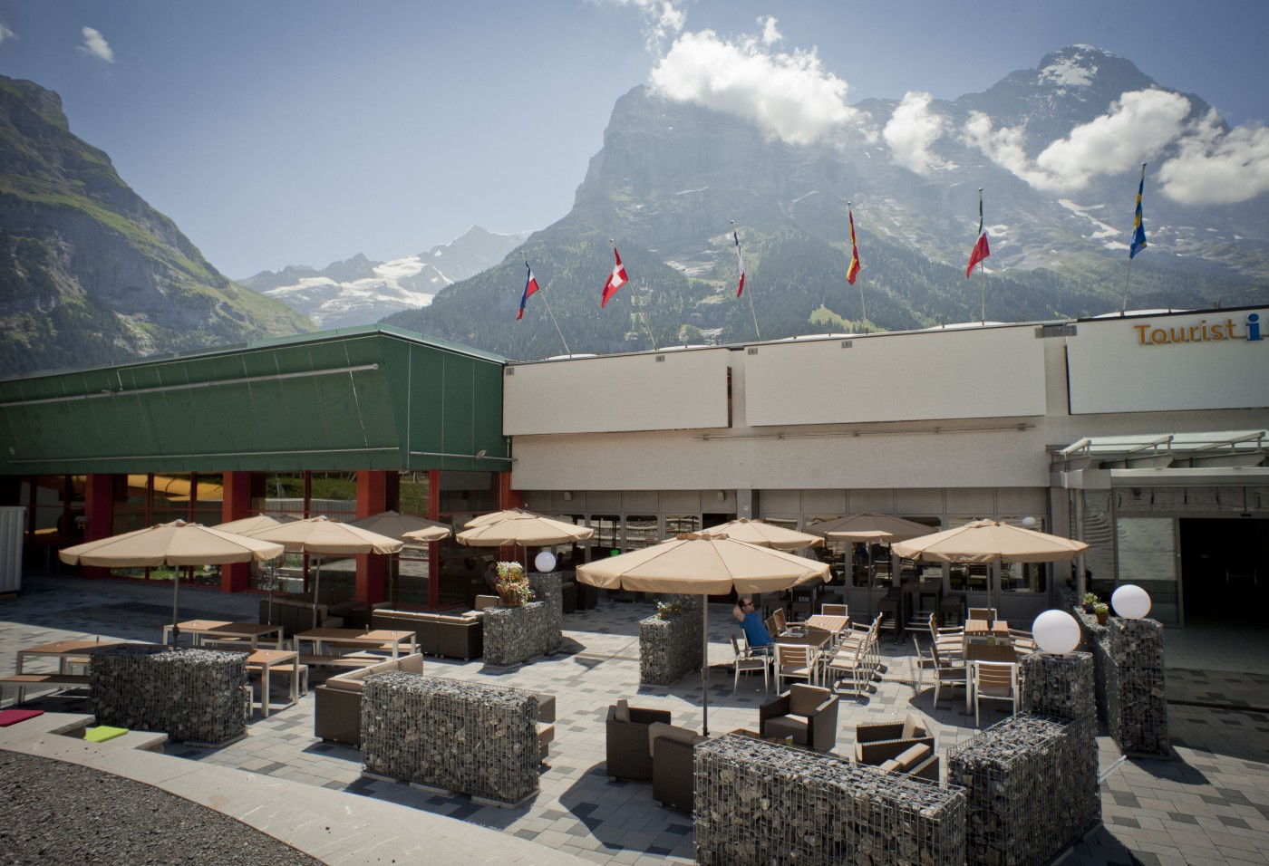 Eiger Plus Cafe, Sportzentrum Grindelwald
